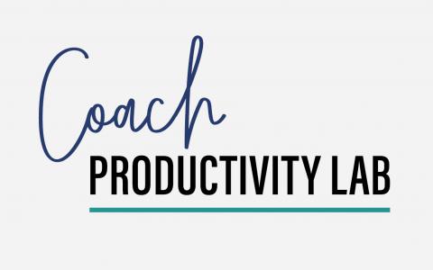 Coach & Kim Coach Productivity Lab